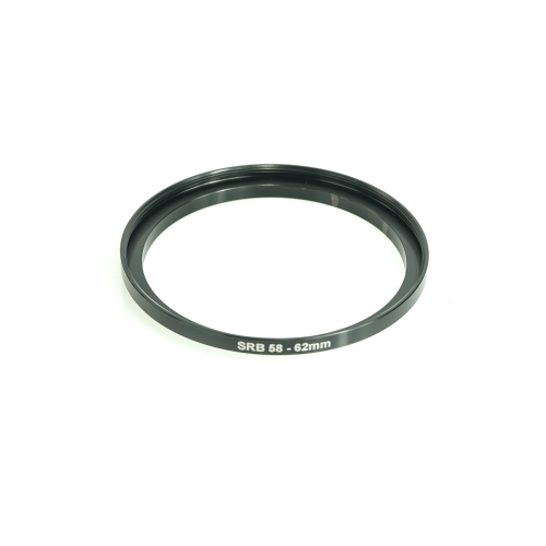 SRB 58-62mm Step-up Ring